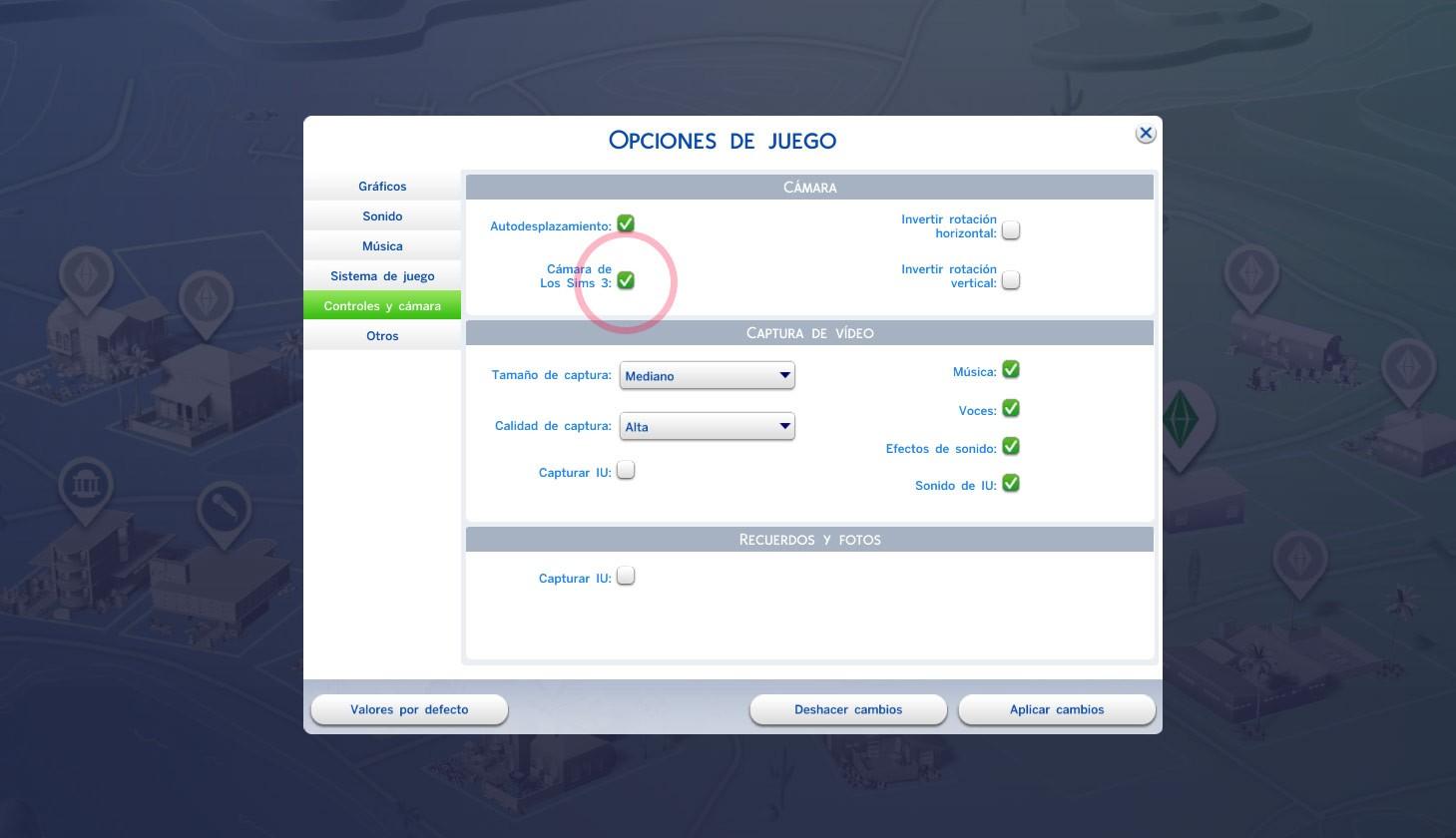 Actualización 24/09/2014 Los Sims 4