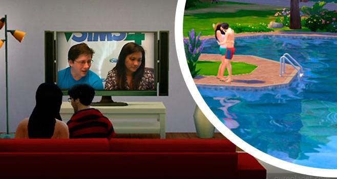 Todo sobre las nuevas piscinas en los sims 4 sims guru for Piscina sims 4