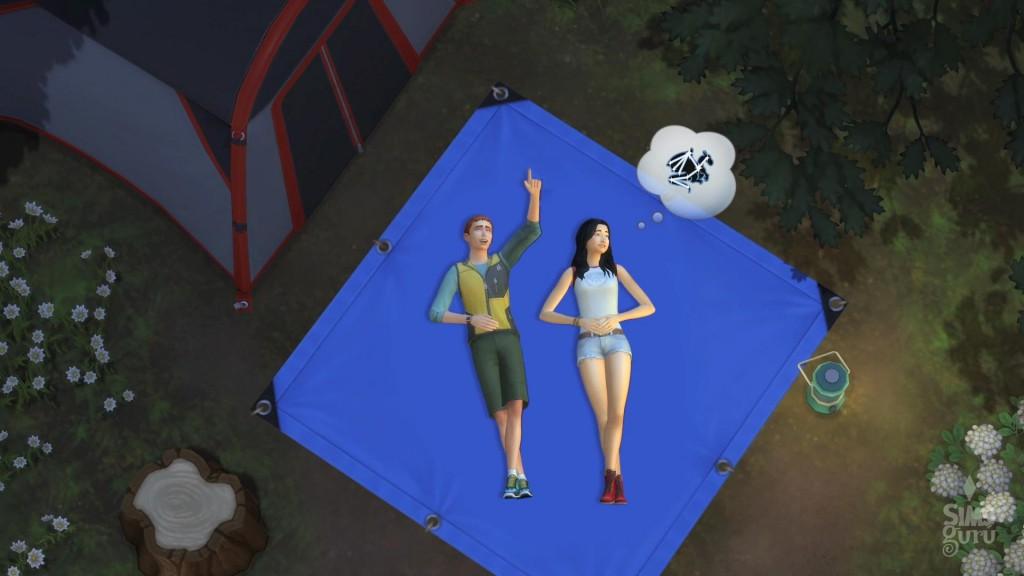 Nuevas actividades Sims 4 Game Pack