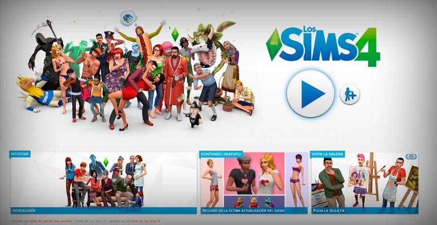 Actualización 15 aniversario Sims 4: San valentín y árbol de familia