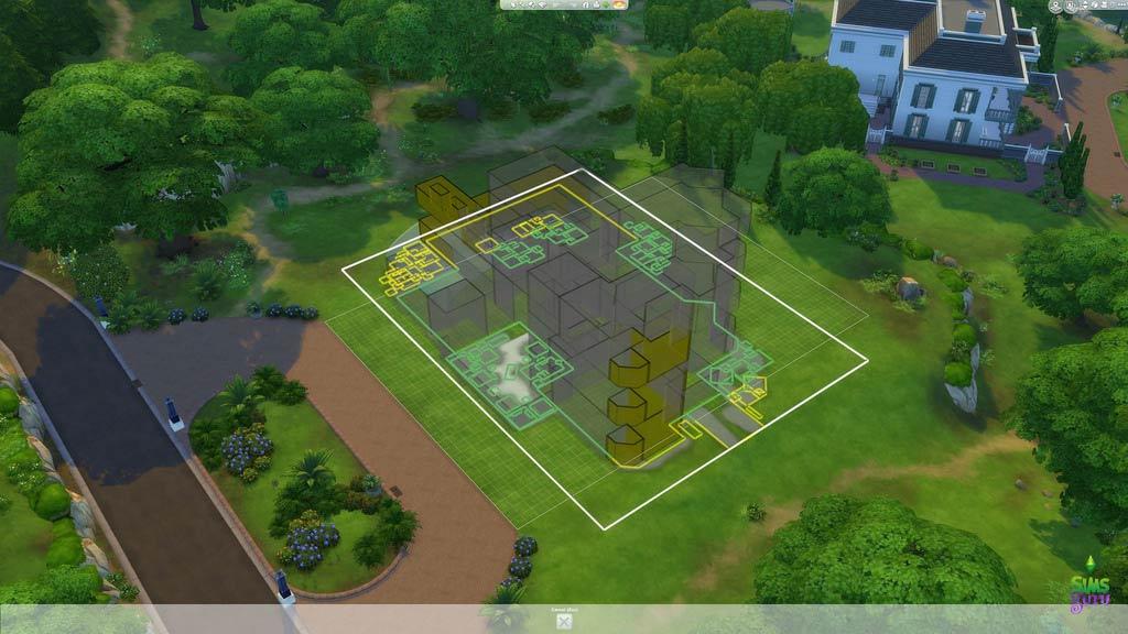 Rotación de la casa 2