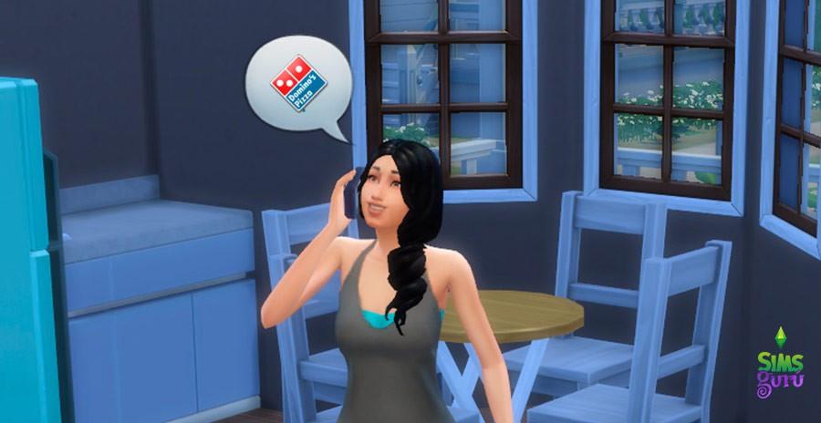 Mod Domino's Pizza