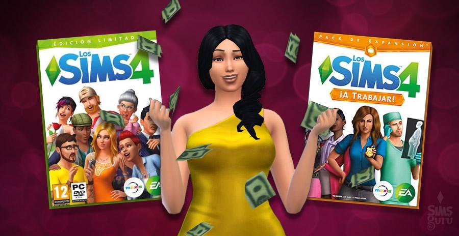 Comprar oferta Los Sims 4, Expansión De Acampada y A Trabajar