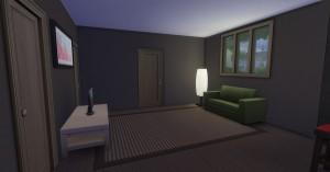Casa Starter completa, perfecta para empezar la partida en Los Sims 4