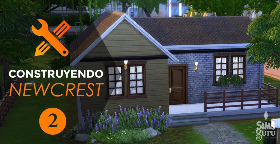 Construyendo Newcrest. Casa 2: Classic Starter Home
