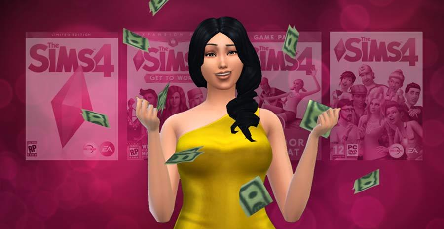 Comprar Sims 4 Día de Spa, A trabajar, acampada más barato