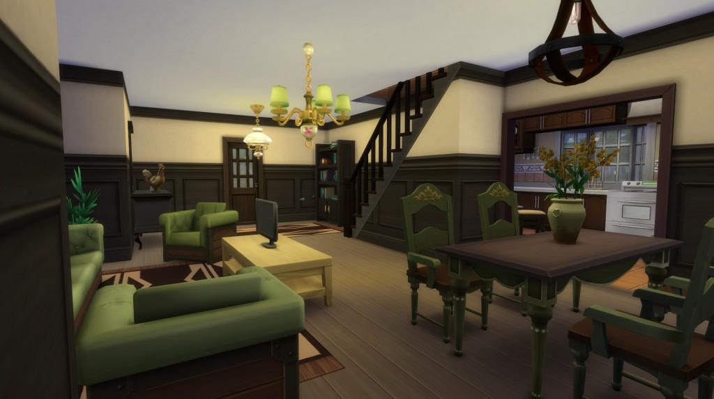 Casa de campo Northern Cottage para descargar
