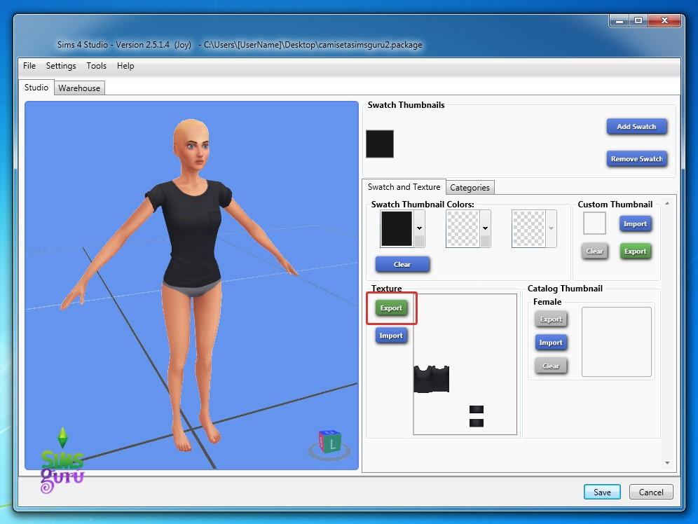 Crea contenido personalizado en Los Sims 4