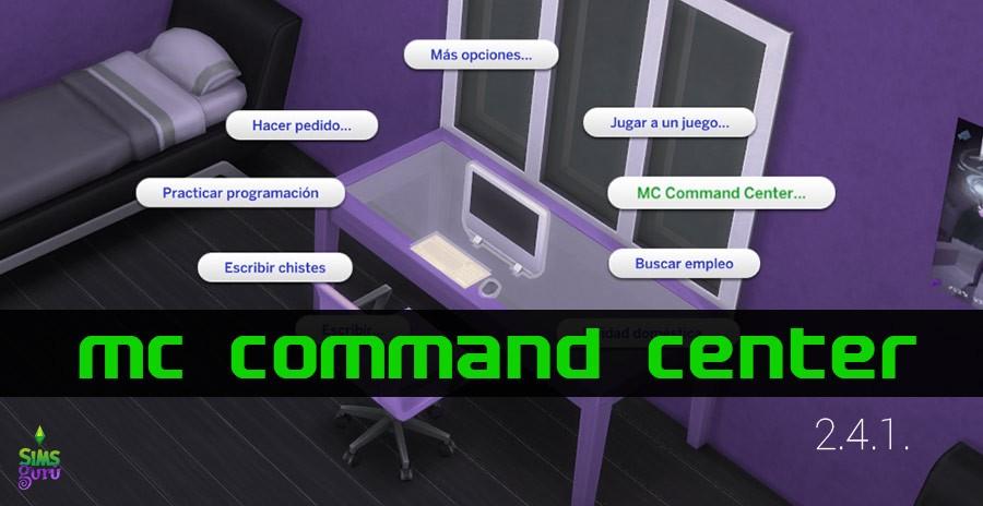 MC Command Center 2.4.1