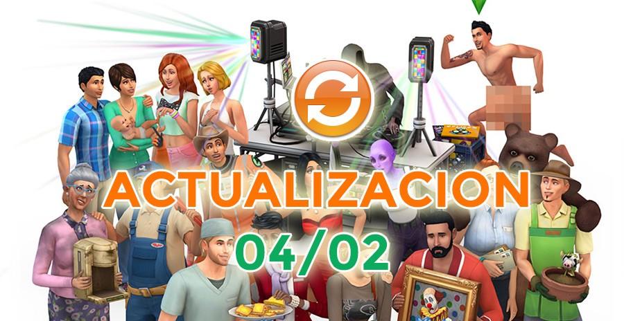 Actualización gratuita por el aniversario de Los Sims