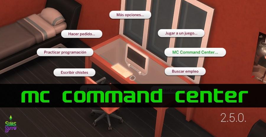MC Command Center 2.5.0