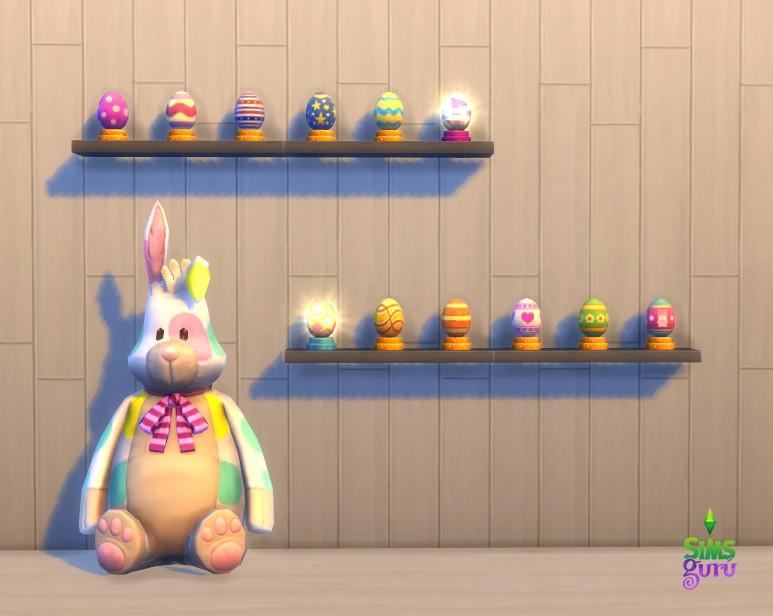 Colección Huevos de Pascua