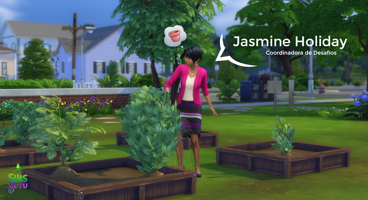 Jasmine Holiday