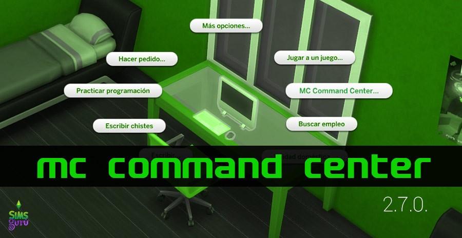 Mc Command Center 2.7.0