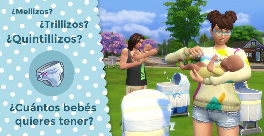 Quintillizos? Gemelos? trillizos? elige cuántos bebés tener en un embarazo