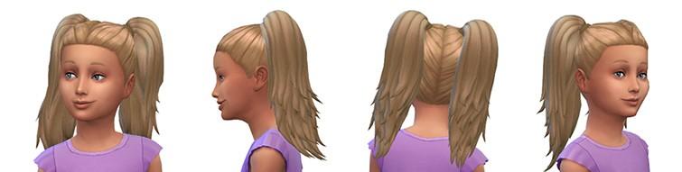 De última generación peinados los sims 4 Galería de cortes de pelo estilo - Recopilación de los mejores peinados para Los Sims 4 (2) ♦ ...