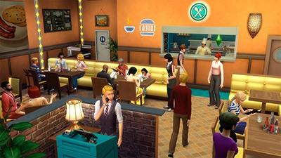 Los Sims 4 Escapada Gourmet