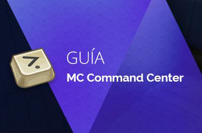 Guía Mc Command Center