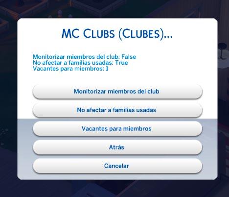 Mc Clubs