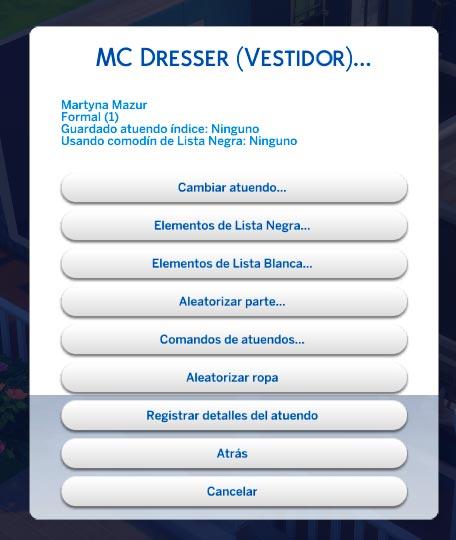 Mc Dresser