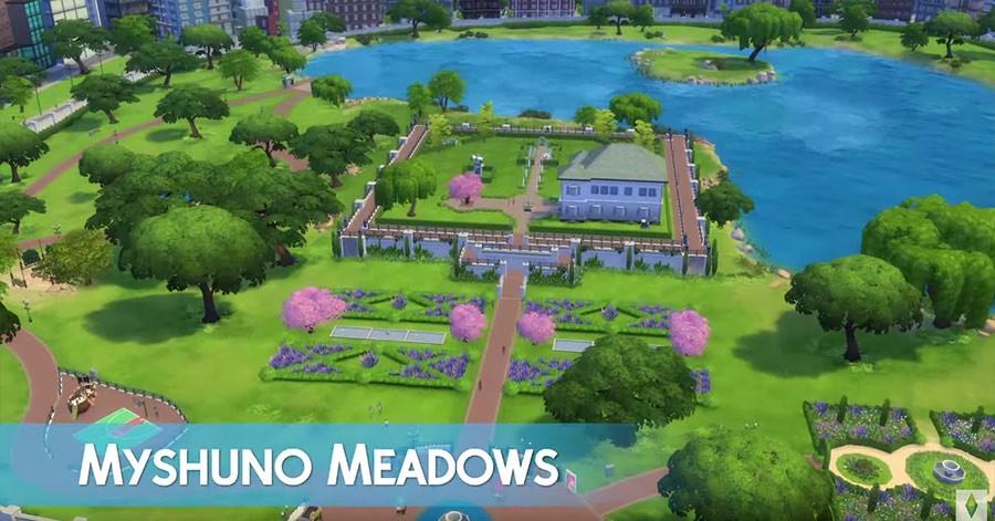 San Myshuno: Myshuno Meadows
