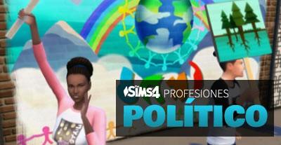 Profesiones Urbanitas: Político