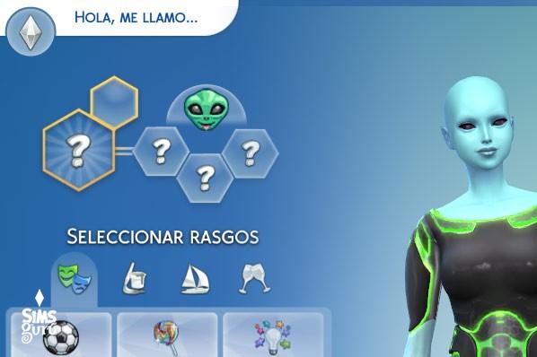 Rasgos alien en CUS