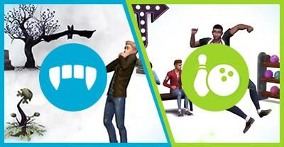 Próximos packs a la venta de Los Sims 4