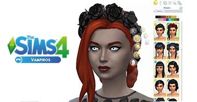 Novedades Sims 4 Vampiros