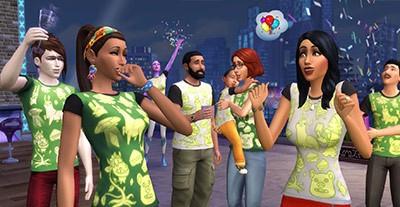 Aniversario Sims