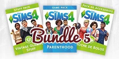 Reserva el Bundle 5