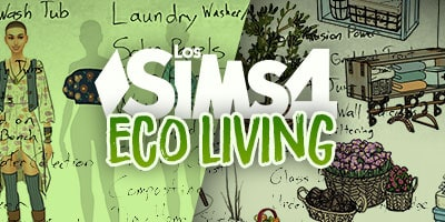 Los Sims 4 Pack Eco Living