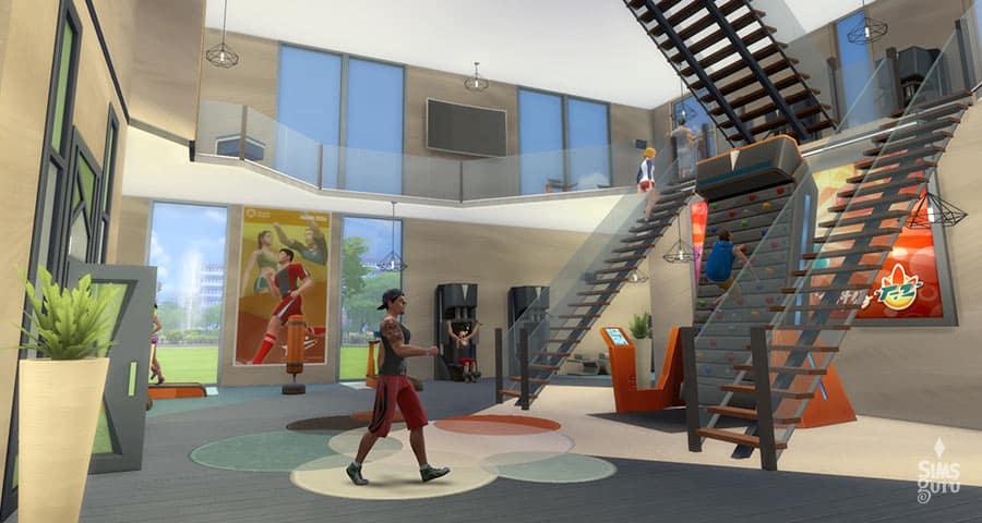Fitness Business Gym solar para descargar
