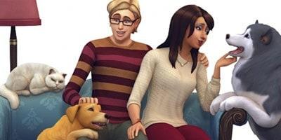 Render Fake de Los Sims 4 Mascotas