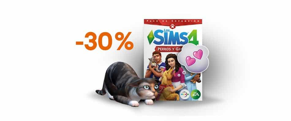 Oferta Perros y Gatos Sims 4 Barato