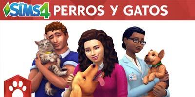 Sims 4 Perros y gatos mascotas