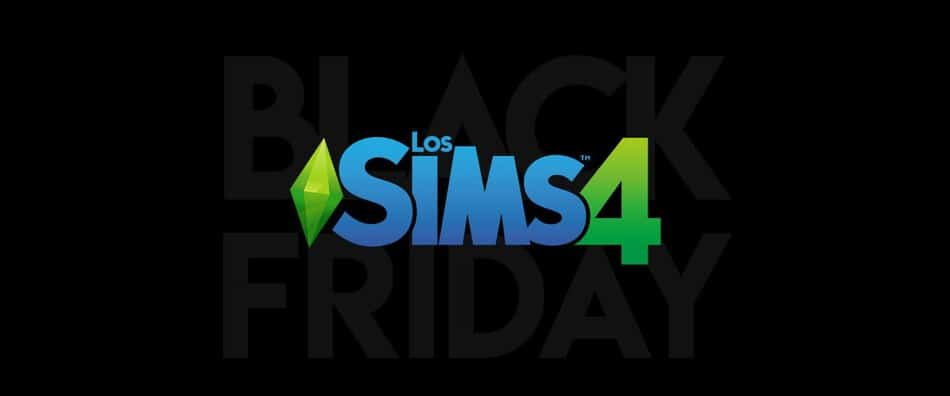 Black Friday Los Sims 4