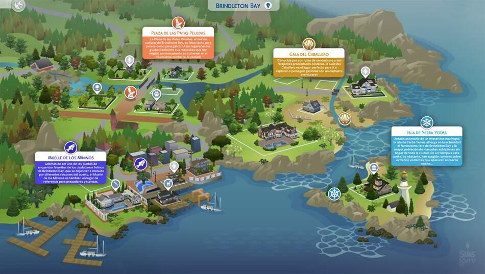 Nuevo barrio Brindleton Bay