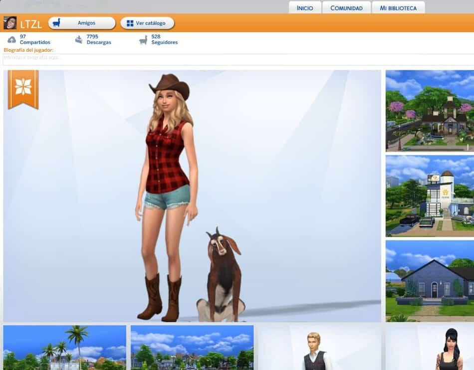 Descarga a Brandine y Goaty de la galería