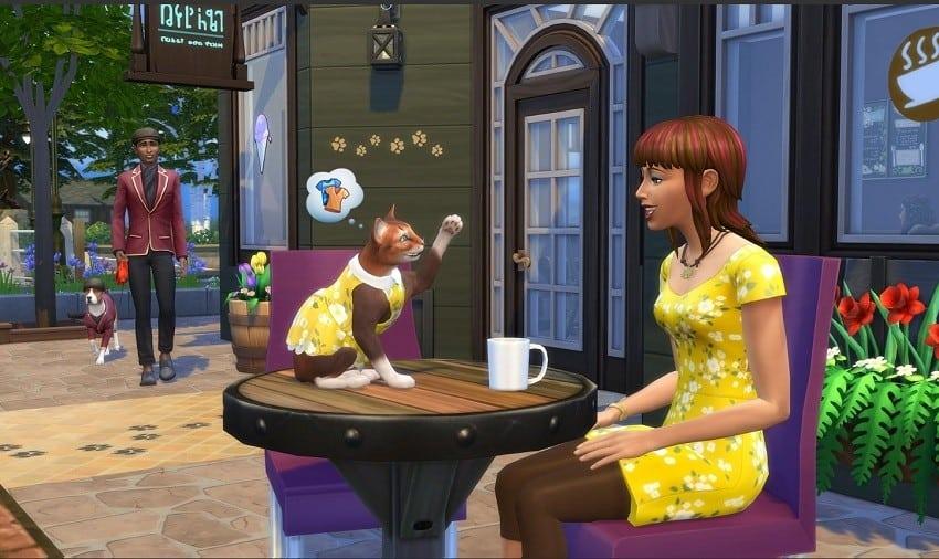 Los Sims 4 Mi Primera Mascota Pack de accesorios