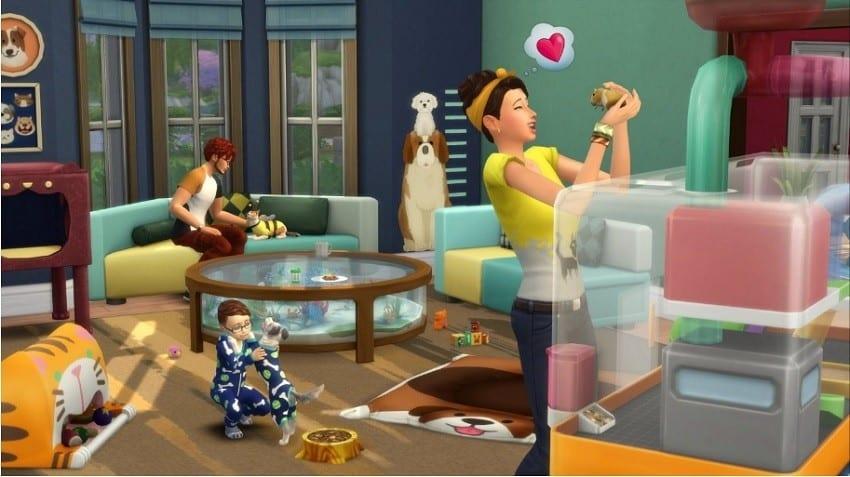 Los Sims 4 Mi Primera Mascota