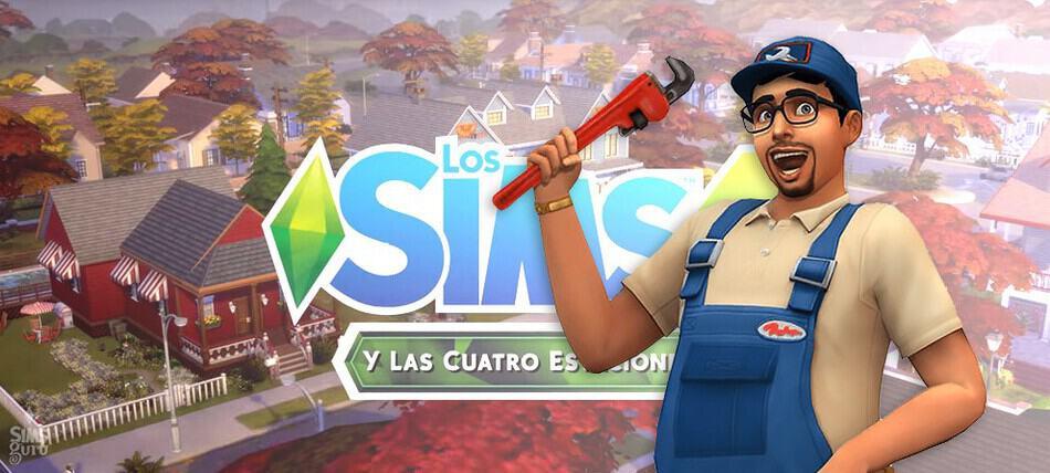Actualización Los Sims 4 y Las Cuatro Estaciones