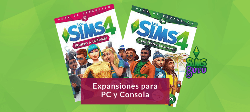 expansiones pc y consola nov 2018