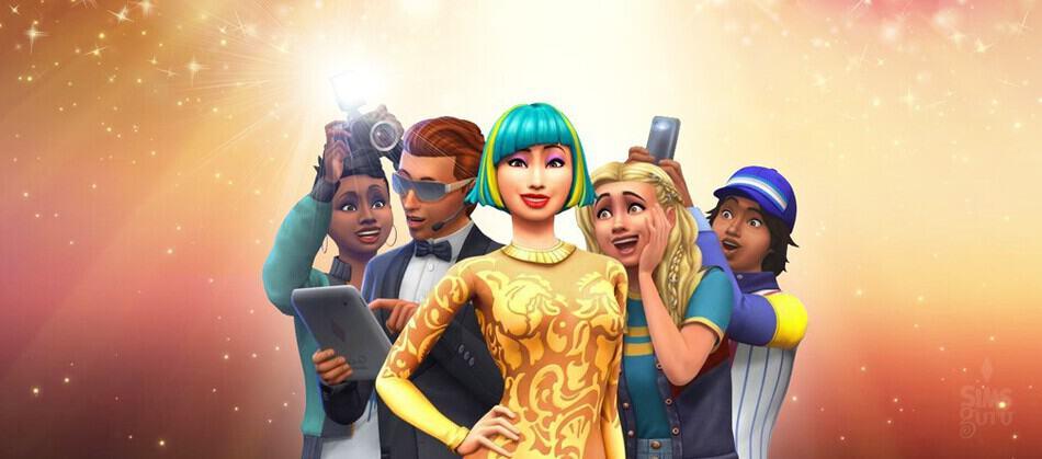 Los Sims 4 Rumbo a la fama