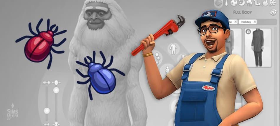 Bugs del juego y soluciones