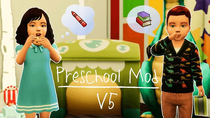 Preschool mod KawaiiStacie