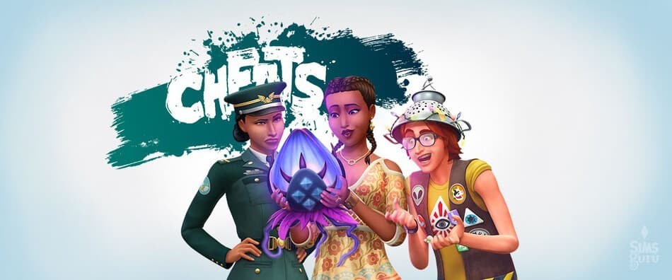 Trucos Cheats de Los Sims 4 StrangerVille