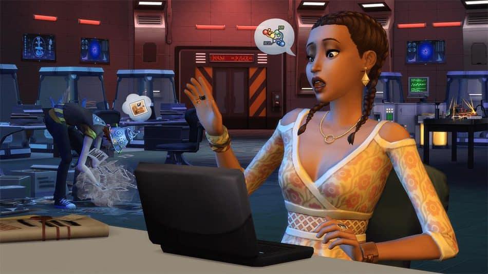 El nuevo pack StrangerVille añadirá portátiles a Los Sims 4