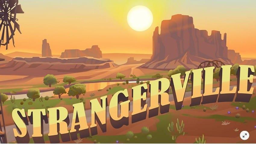 Nueva ciudad StrangerVille