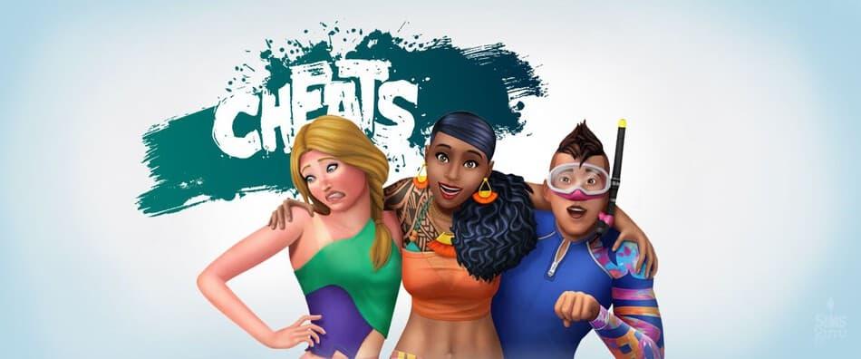 Trucos de la expansión Vida Isleña de Los Sims 4